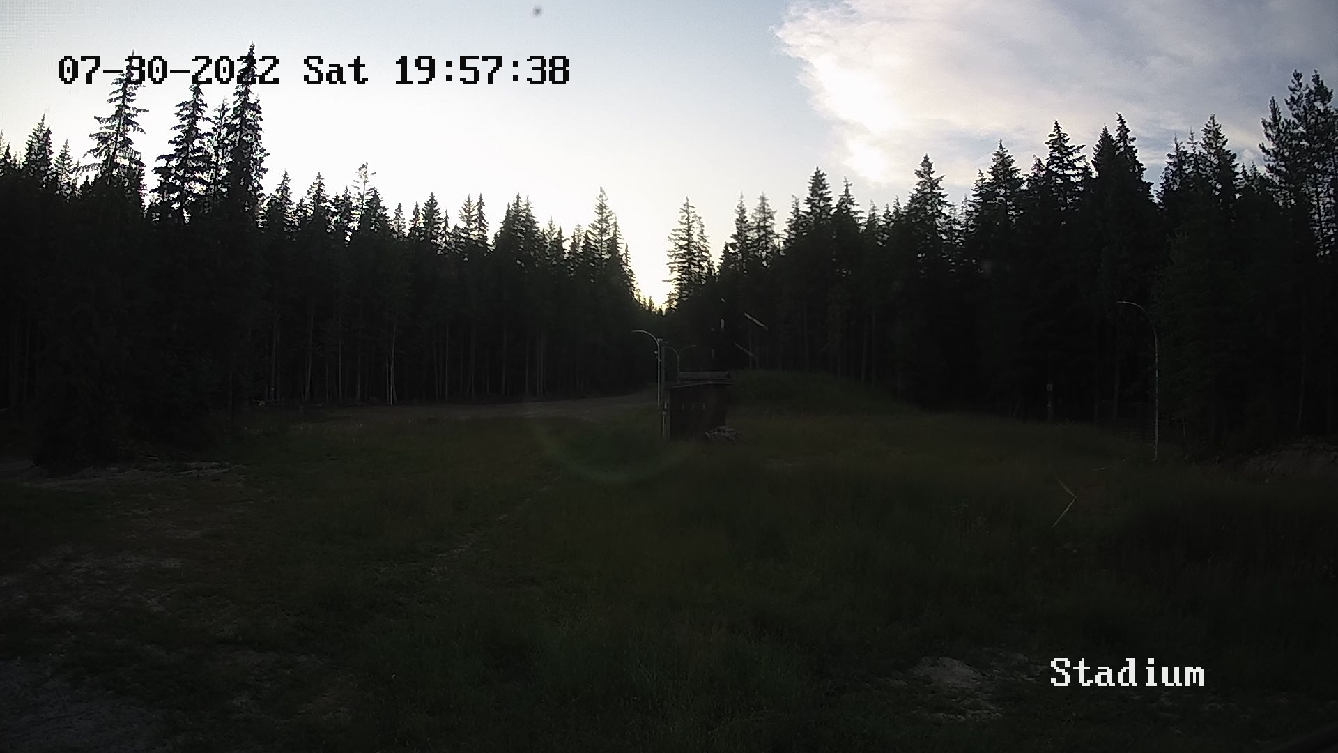 Larch Hills Webcam
