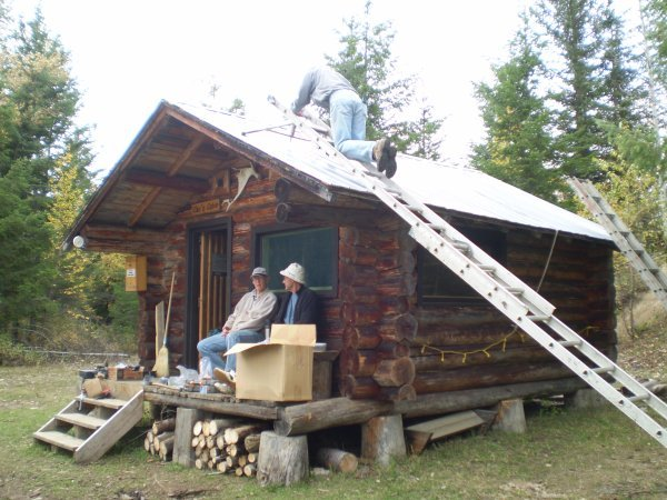 Cec\'s Cabin upkeep