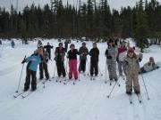 Elementary Ski Host program