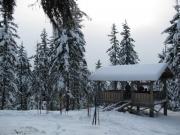 tom\'s Shelter - winter