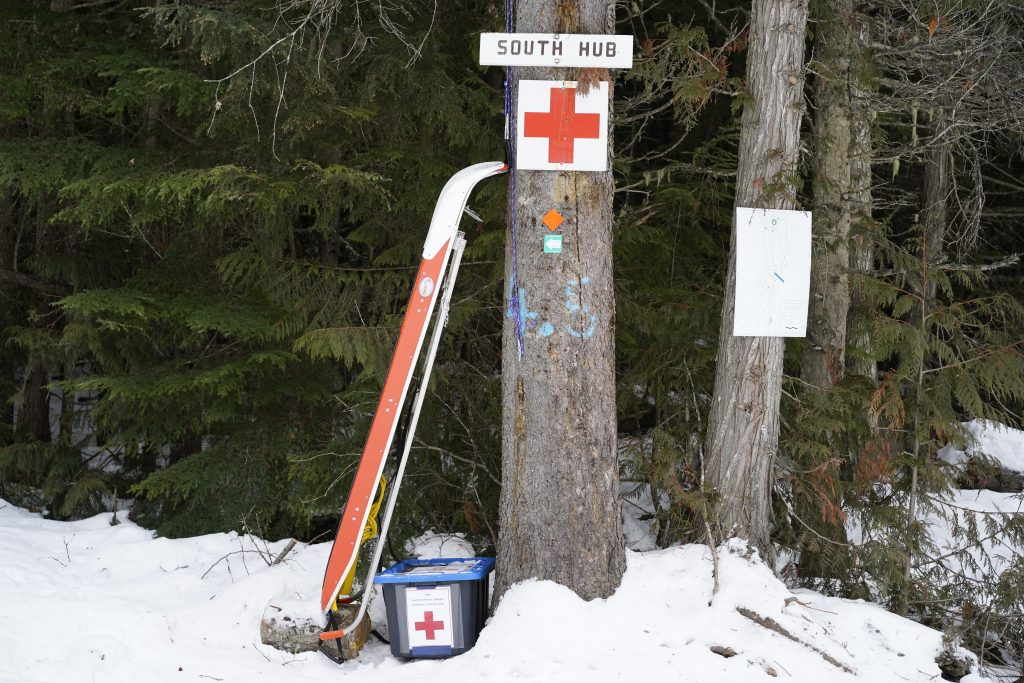 Volunteer Safety Hosts Program – Larch Hills Nordic Society
